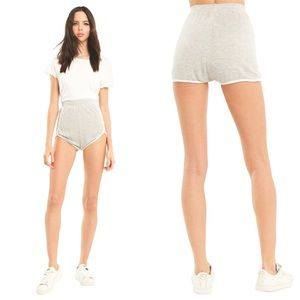 Wildfox Lane Shorts High Waist SZ L